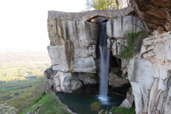 Rock City Falls, Lookout Mountain, Tennessee