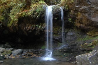 Grotto Falls, Smoky Mountains