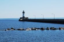 Duluth Canal Lighthouse