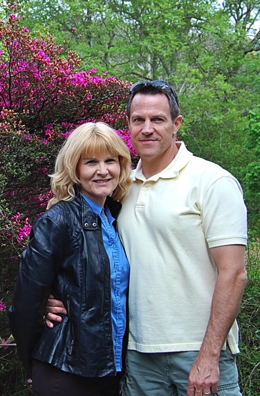 Lon & Dawn Hetrick, April 2012