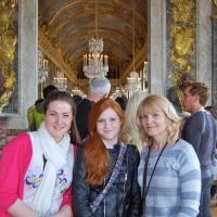 Photo Friday: Hetrick Girls at Versailles