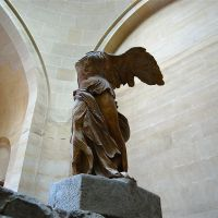 Photo Friday: Winged Victory
