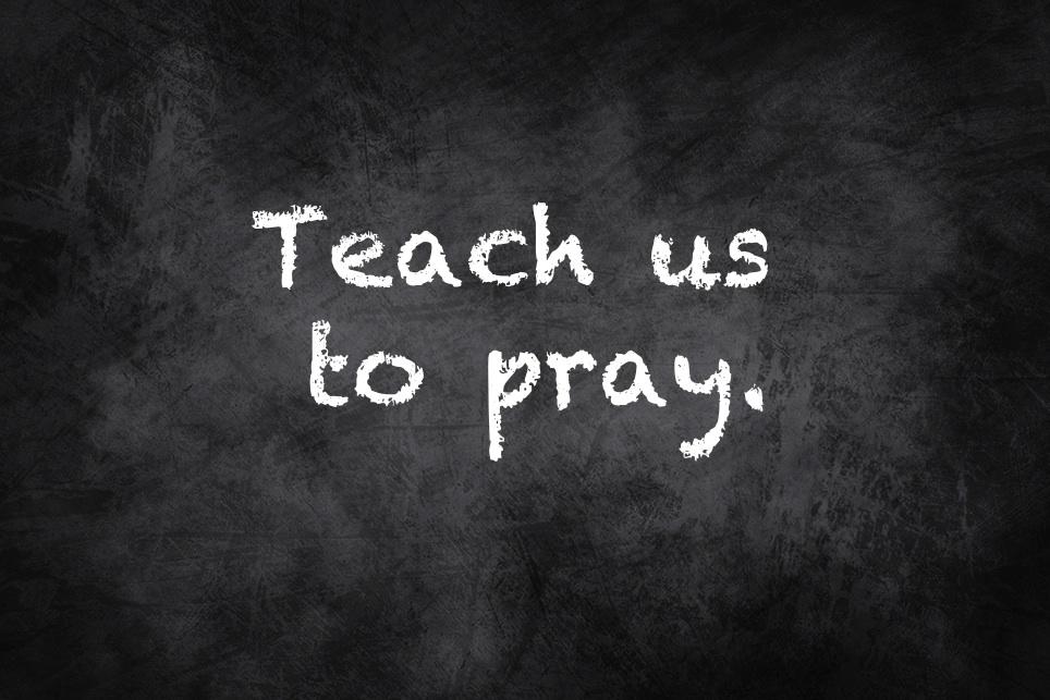 prayer jesus taught us to pray Lord, teach us to pray reflections on the jewish prayer book topics: siddur, jewish holidays and traditions, prayer  lord, teach us to pray  connect with jews for jesus no matter.