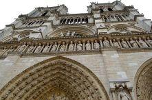 The Facade of Notre Dame