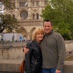Lon & Dawn at Notre Dame