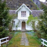Photo Friday: A Cottage in Norway