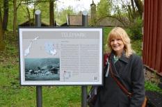 Dawn discovers Telemark!