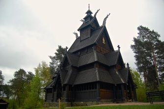 12th Century Stave Church