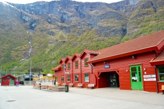 Flåm Station