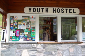 The Flåm Hostel where we stayed for 1 night
