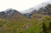 Mountain Mist in Flåm