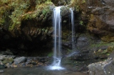 Waterfall in Smoky Mountain National Park