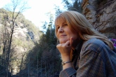 Hiking Tallulah Gorge (one of my favorite photos of Dawn)