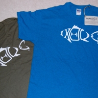 Photo Friday: ICHTHYS Jesus Fish T-shirt