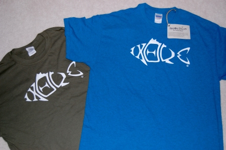 Ichthys T-shirts from The Innovation Academy