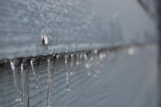 Iced Siding