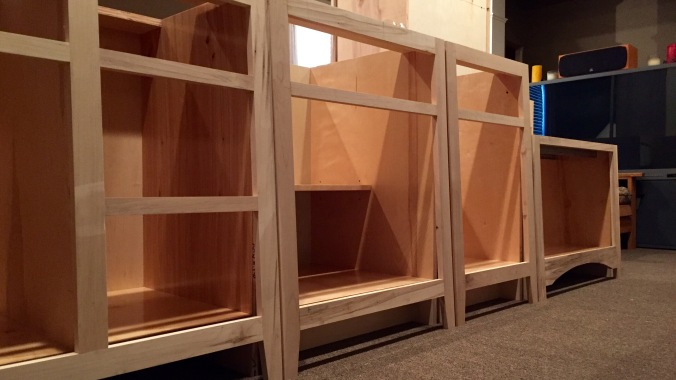 Cabinet Face frames & Carcasses