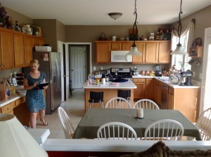 Our kitchen prior to demolition
