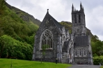 Gothic Chapel, Kylemore Abbey, Connemara, National Park, Ireland