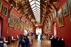 The Long Room, Kilkenny Castle, Kilkenny, Ireland