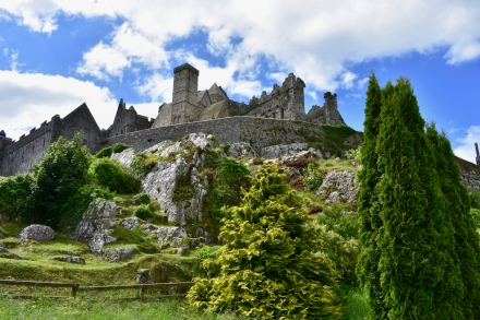 The Rock of Cashel, Tipperary, Ireland